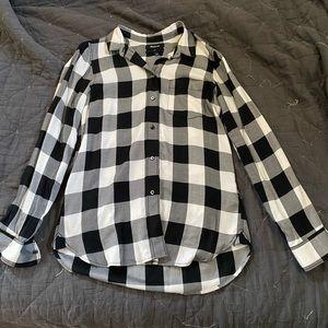 Madewell Button Down shirt. Small.